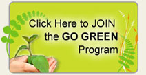Go Green Program